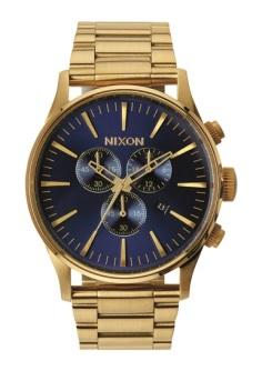 nixon-sentry-chrono-gold-oro-A386-1922-reloj-sportnova-a