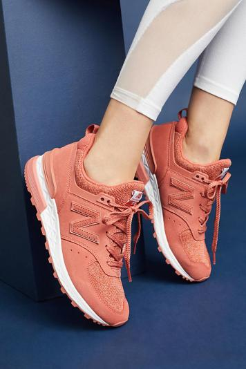 New Balance WS574 Copper Rose