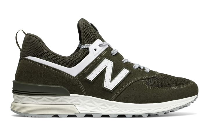 New Balance MS574 Mountain Olive